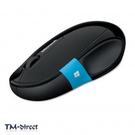 Microsoft Sculpt Comfort Optical Mouse Wireless Bluetooth Black H3S-00001 - 999999999999 - T - 23160