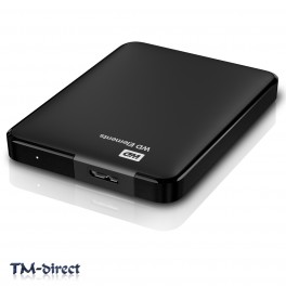 WD Elements 2TB 2.5 inch USB 3.0 Portable External Hard Drive HDD - 999999999999 - T - 131553