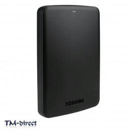 Toshiba 2TB Canvio Basics USB 3.0 Portable 2.5 inch External Hard Drive - Black - 999999999999 - T - 131553