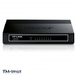 TP-Link TL-SG1008D Desktop Gigabit Ethernet 8-Port 10 100 1000 Switch - 999999999999 - T - 51268