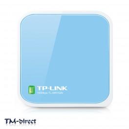TP-LINK TL-WR702N 150Mbps Wireless N Nano Router Desktop Ethernet - 999999999999 - T - 44995