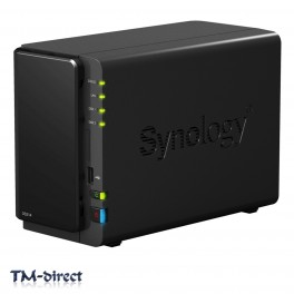 Synology Disk Station DS214 Play 2-Bay Desktop 0GB SATA 6Gbps NAS Server - 999999999999 - T - 106273