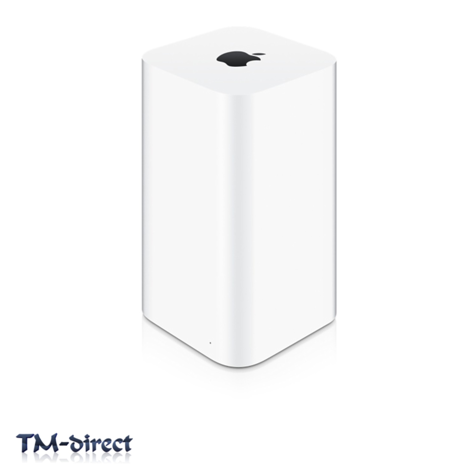 Apple AirPort Time Capsule 3TB NAS Server Wi Fi Base Station Hard DriveApple AirPort Time Capsule 3TB NAS Server Wi Fi Base Sta
