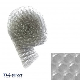 Large Bubble Wrap 12 20 30 40 60 inch 300 500 750 1000 1500 mm Clear Roll Meter - 131532468602 - T - 109700
