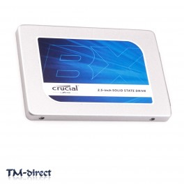 Crucial 250GB BX100 SATA 6GB/s 2.5 inch 7mm (with 9.5mm adapter) Internal SSD