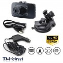 HD 1080P 2.7 inch In Car DVR Night Vision CCTV LCD Accident Camera Video Recorder