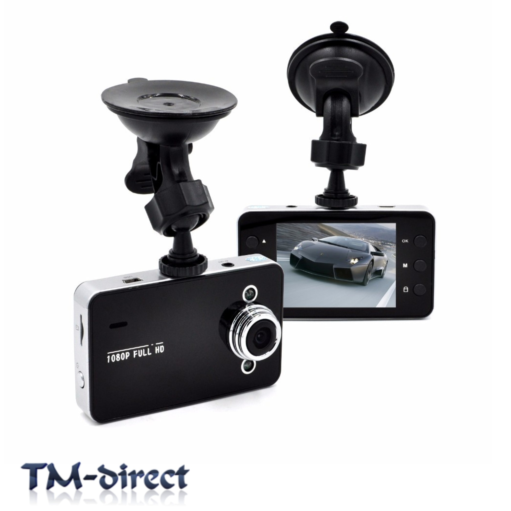 Car Accident Camera Video Recorder