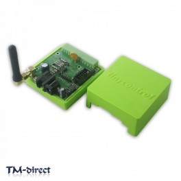 Tinycontrol GSM Control SMS GPRS Module Server Port Remote Relay
