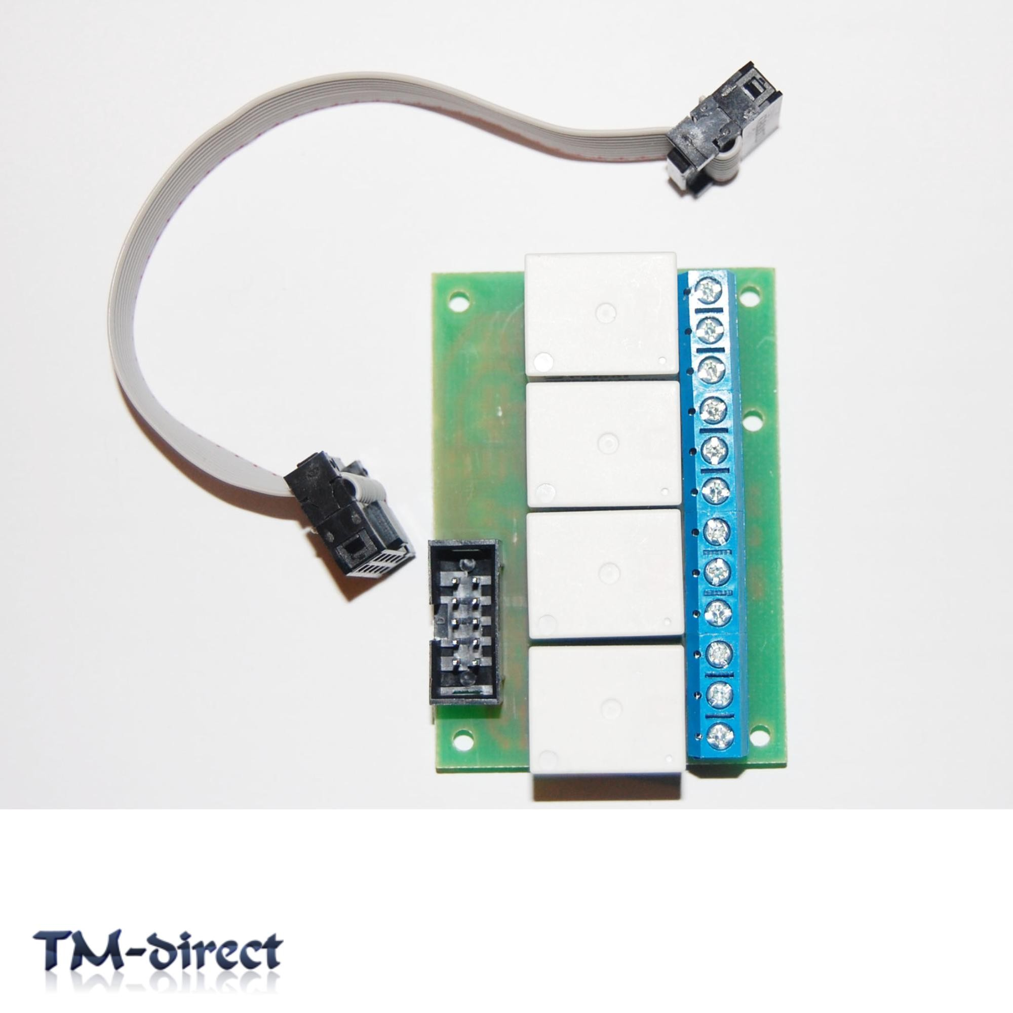 4CH 10A Relays Board For Tinycontrol Lan And GSM Automation