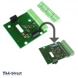 4CH Control Board ON OFF PWM For Tinycontrol Remote Motor Led Dimmer Overlay TR