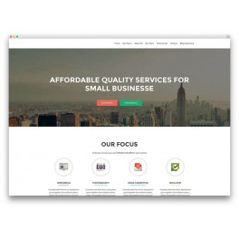 Website Template Design - For Website Subscriptions Only