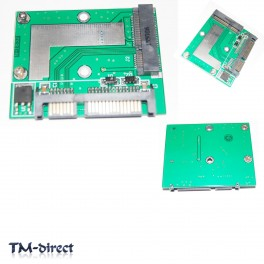 mSATA SSD To 2.5Inch SATA 6.0 Gps Adapter Converter Card