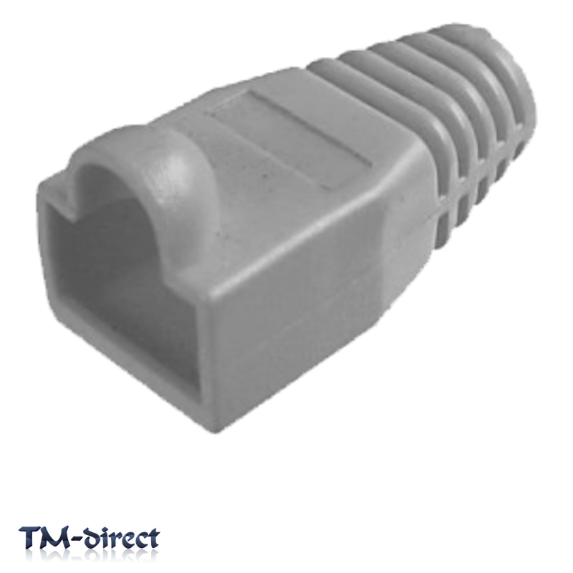 Connector Cover Boots for Cat 5e 6e RJ45 Ethernet Cable Plug Boot Mix Color