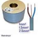 Twin and Earth T&E Electric Cable 6242Y Wire for Lights Socket Cooker Shower