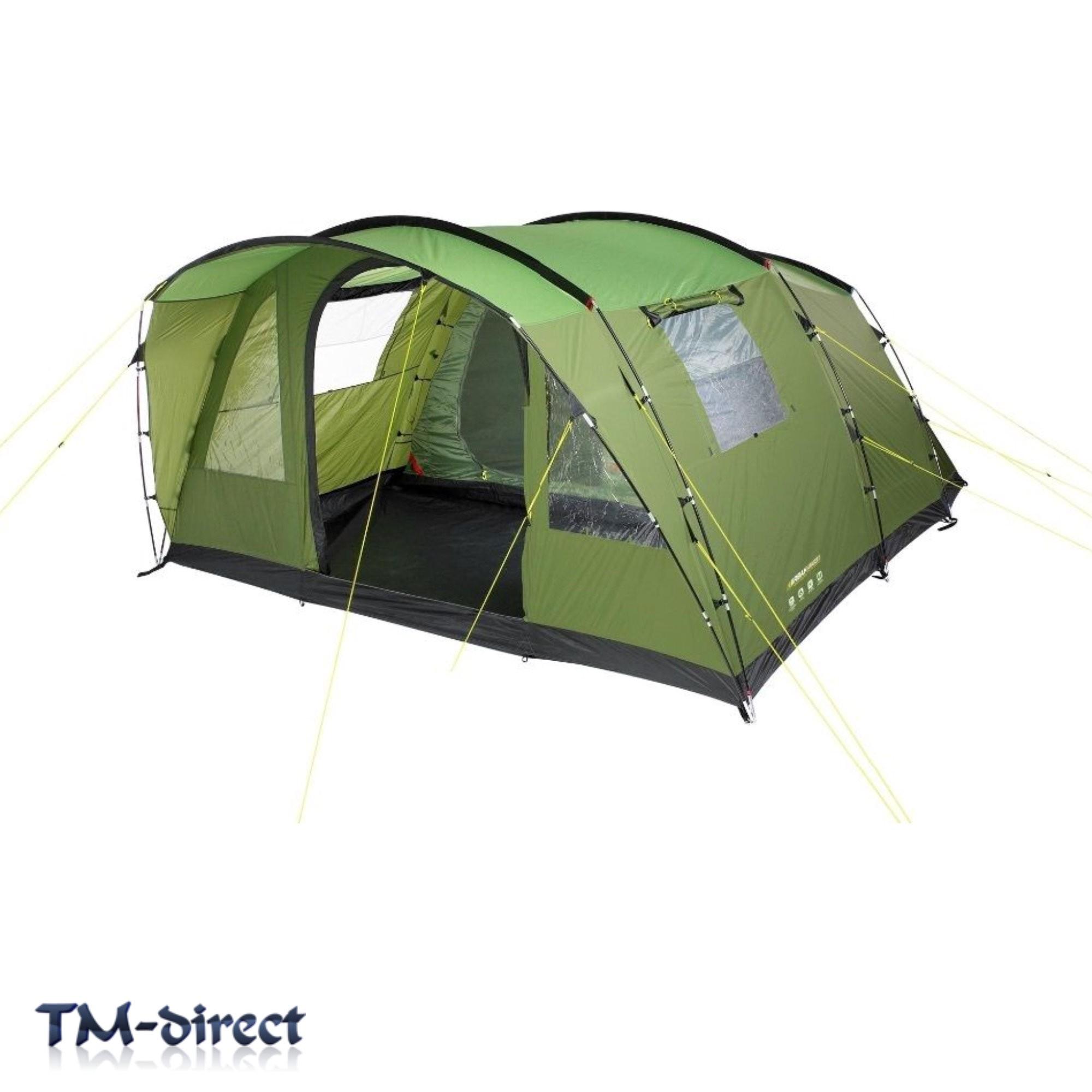 Urban Escape Atago 5 Person Berth Tent Green Tunnel 2 Sleeping Areas Double Skin ...  sc 1 st  TM-direct LTD & Urban Escape Atago 5 Person Berth Tent Green Tunnel 2 Area Double Skin