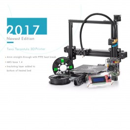 2017 Upgraded TEVO Tarantula 3D Printer DIY - Free Filaments - Express Delivery