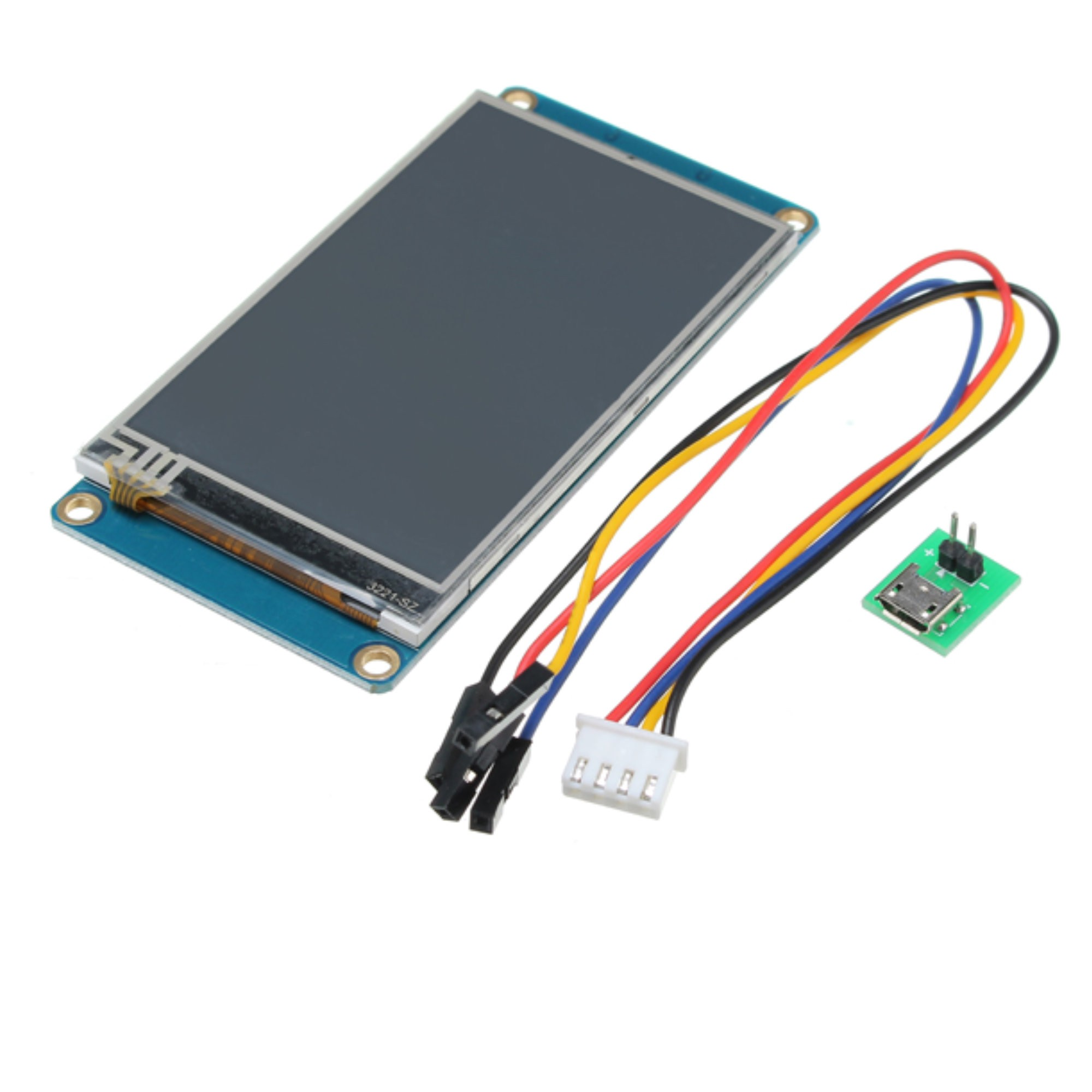 Nextion 2 8 inch NX3224T024 HMI Touch Screen for Arduino Raspberry Pi
