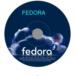 Linux Fedora OS Replacement Operating System Desktop PC