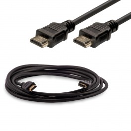 1M Premium 4K HDMI Cable v2.0 Gold High Speed HDTV Ultra HD 2160p 3D