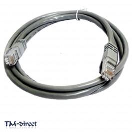 3M Gigabit CAT 6e Ethernet Network RJ45 LAN Lead Cable - 150551990807 - T - 64035