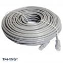 40M Gigabit CAT 6e Ethernet Network RJ45 LAN Lead Cable - 110666121302 - T - 64035