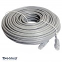 60M Gigabit CAT 6e Ethernet Network RJ45 LAN Lead Cable - 150635981972 - T - 64035