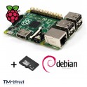 Raspberry Pi Model B+ With 4GB SD Card Pre installed Raspbian Board 512MB RAM - 150995011920 - T - 162