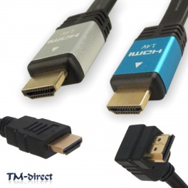 HDMI v1.4a High Speed 1080p 2160P 3D Video Lead Cable For Sky HD PS3 XBox TV - 151485039871 - T - 56384